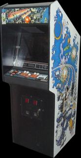 Asteroids Deluxe Atari