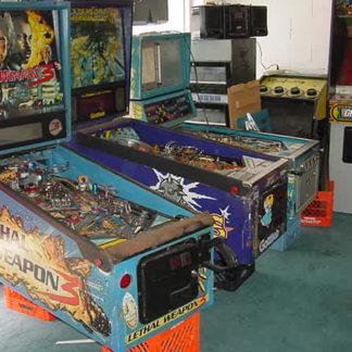 Used Pinball Games