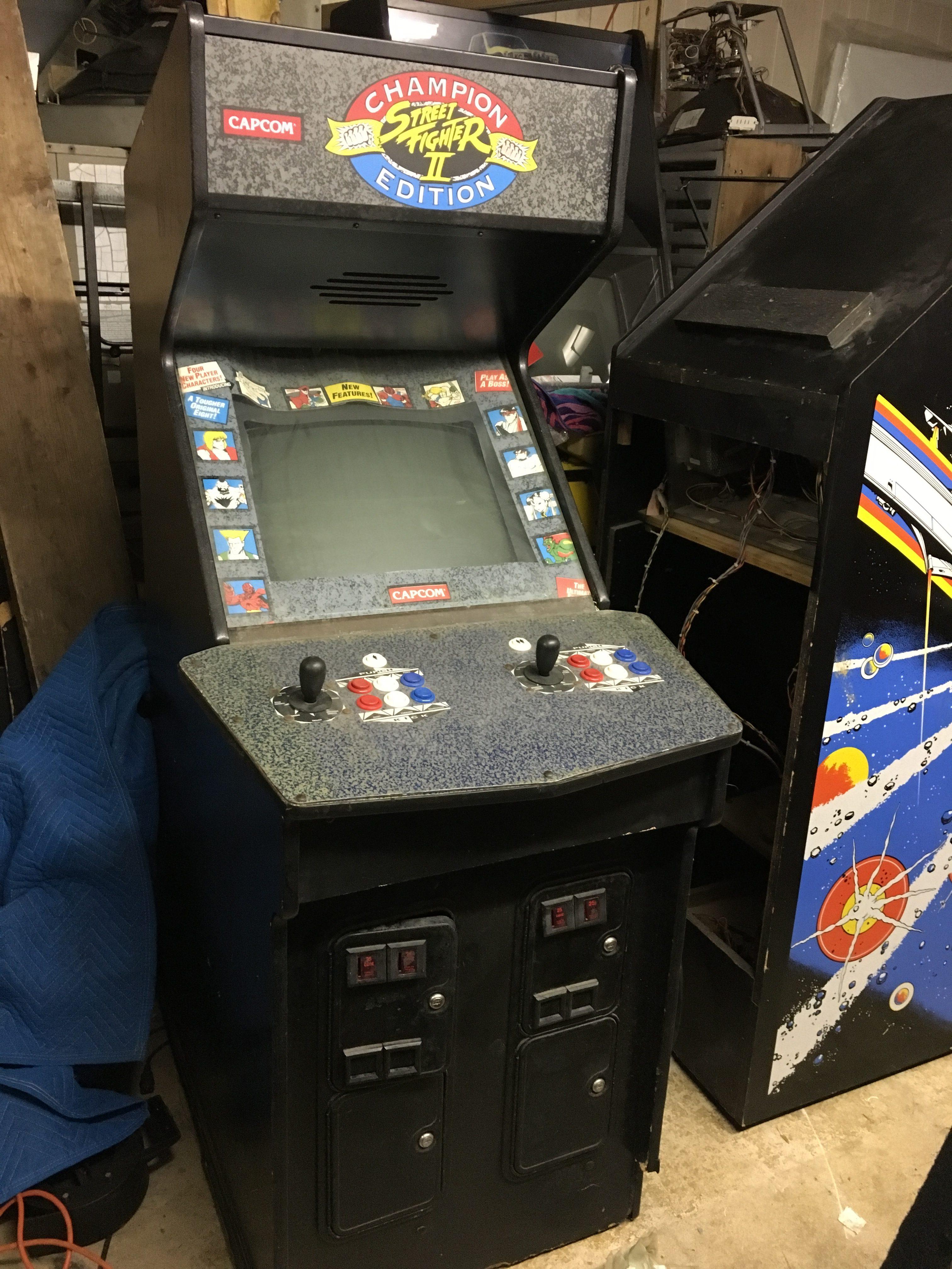 Street Fighter Arcade