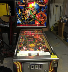 WILLIAMS BLACKOUT PINBALL